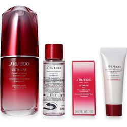Shiseido Ultimune Power Infusing Concentrate 50ml + 3 weitere Produkte