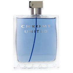 Azzaro Chrome United Eau de Toilette 200ml