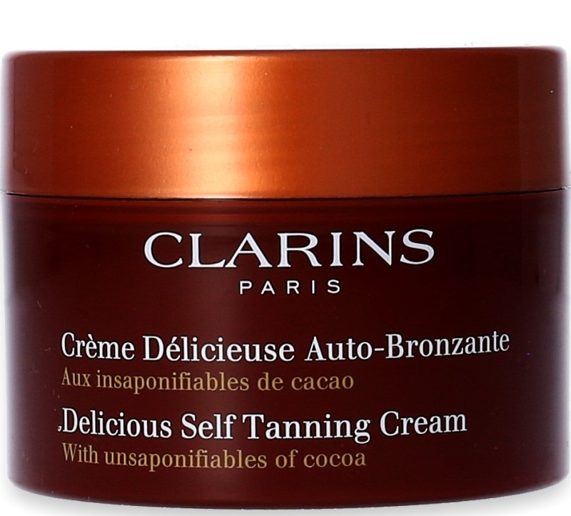 Clarins Delicious Self Tanning Cream 150ml - Parfüm für Dich