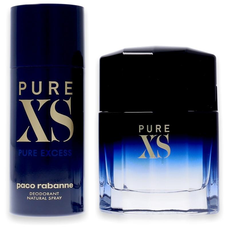 Paco Rabanne Pure XS Pour Homme Eau de Toilette 100ml + Deo Spray 150ml