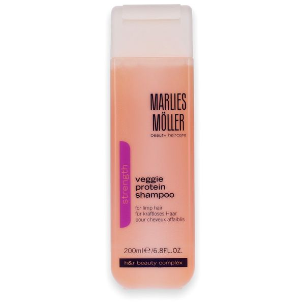 Marlies Möller Strenght Veggie Protein Shampoo 200ml