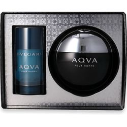 Bvlgari Bulgari Aqva Aqua Eau de Toilette 100ml + Deo Stick 75ml