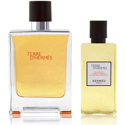 Hermès Terre d'Hermès Eau de Toilette 100ml + 80ml Shower Gel