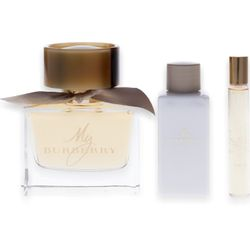 Burberry My Burberry Eau de Parfum 90ml + Body Lotion 75ml + Mini 7,5ml