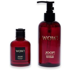 Joop Wow! Woman Eau de Toilette 60ml + Shower Gel 250ml