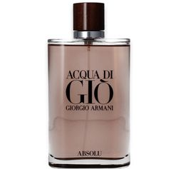 Giorgio Armani Acqua di Gio Absolu Limited Edition Eau de Parfum 200ml