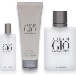 Giorgio Armani Acqua di Gio Eau de Toilette 100ml + Eau de Toilette 15ml + Shower Gel 75ml