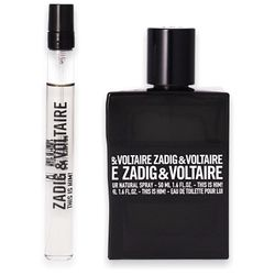 Zadig & Voltaire This is Him! Eau de Toilette 50ml + Mini 10ml