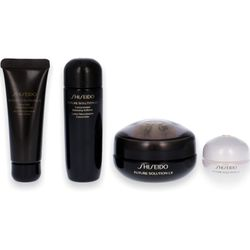 Shiseido Future Solution LX Eye and Lip Contour Regenerating Cream 17ml + 3 weitere Produkte