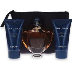 Guerlain Shalimar Eau de Toilette 90ml + SG 75ml + BL 75ml + Tasche