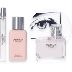 Calvin Klein Woman Eau de Parfum 100ml + Body Lotion 100ml + Mini 10ml