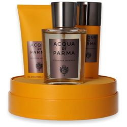 Acqua di Parma Colonia Intensa Eau de Cologne 100ml + Shower Gel 75ml + Deo 50ml