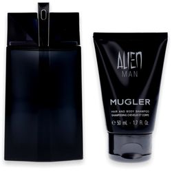 Thierry Mugler Alien Man Eau de Toilette 100ml + Shower Gel 50ml