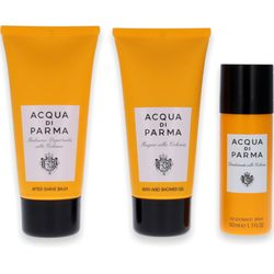 Acqua di Parma Colonia Nomade Set - Shower Gel 75ml + After Shave Balm 75ml + Deo Spray 50ml