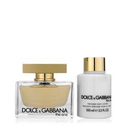 Dolce & Gabbana The One Eau de Parfum 75ml + Body Lotion 100ml