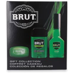 Fabergé Brut Classic After Shave 88ml + Deo Stick 63g + Seife