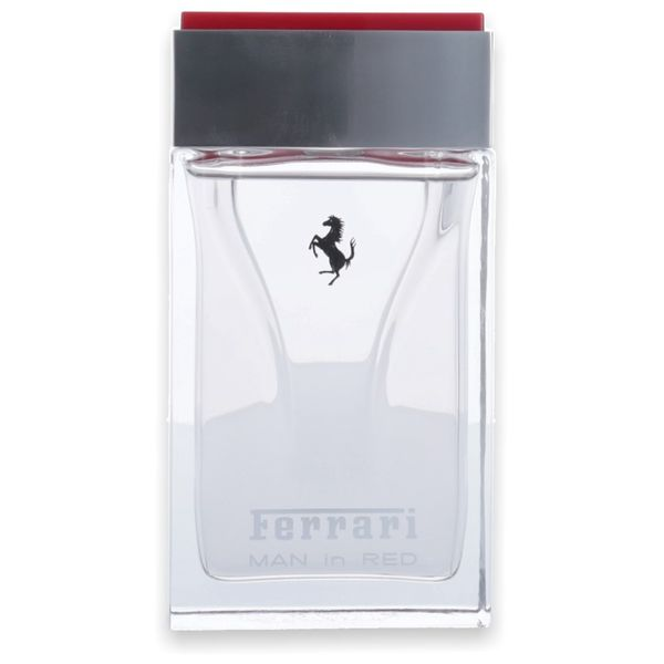 Ferrari Scuderia Man in Red After Shave Lotion 100ml