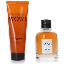 Joop Wow Eau de Toilette 60ml + Shower Gel 75ml