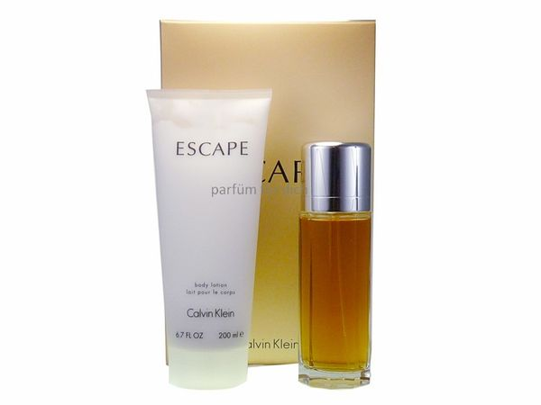 Calvin Klein Escape Woman Set 100ml Eau de Parfum + 200ml Body Lotion