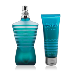 Jean Paul Gaultier Le Male Set Eau de Toilette 125ml + Shower Gel 75ml
