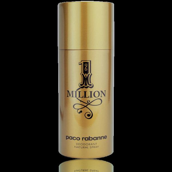 Paco Rabanne One Million 1 Million Deodorant Spray 150ml