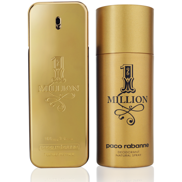 Paco Rabanne One Million 1 Million EdT 100ml + Deo Spray 150ml