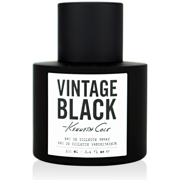 Kenneth Cole Black Vintage for Him Eau de Toilette 100ml