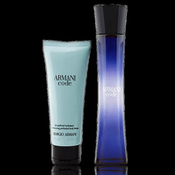 Giorgio Armani Code Femme Set Eau de Parfum 75ml + Body Lotion 75ml
