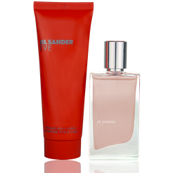 Jil Sander Eve 30ml Eau de Toilette + 75ml Body Lotion