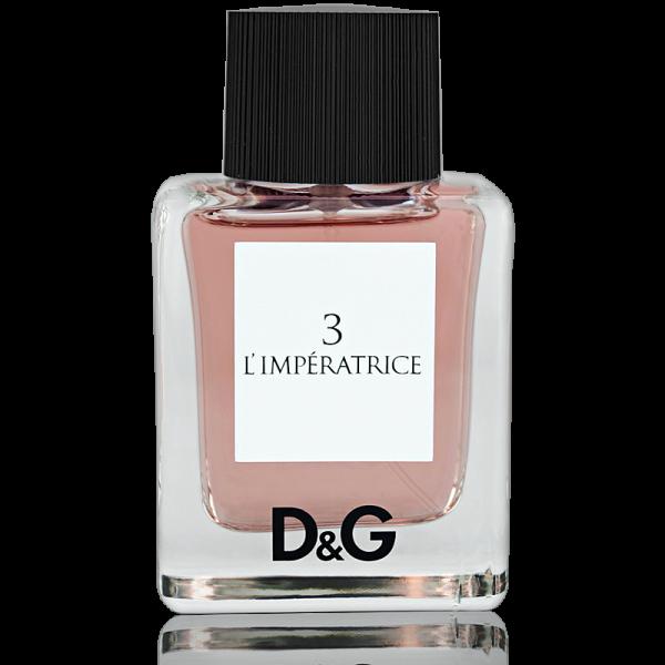 Dolce & Gabbana 3 L'Impératrice Eau de Toilette 50ml
