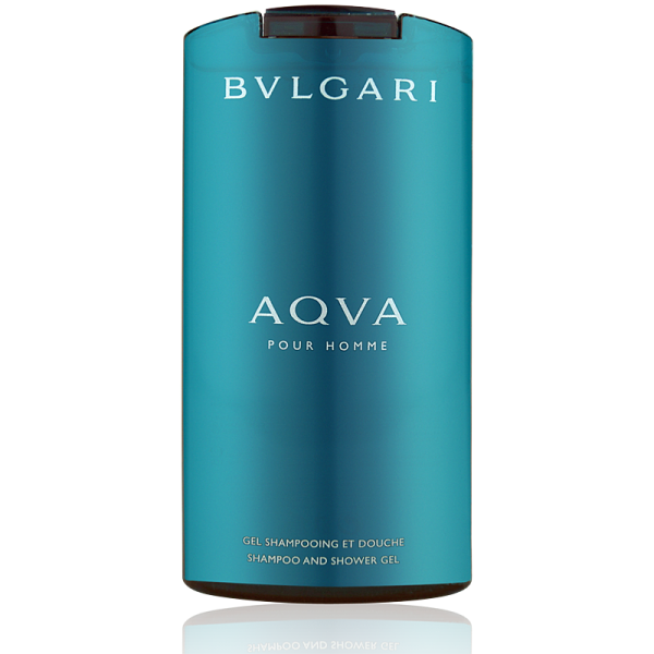 Bvlgari Bulgari Aqva Aqua Shower Gel 200ml
