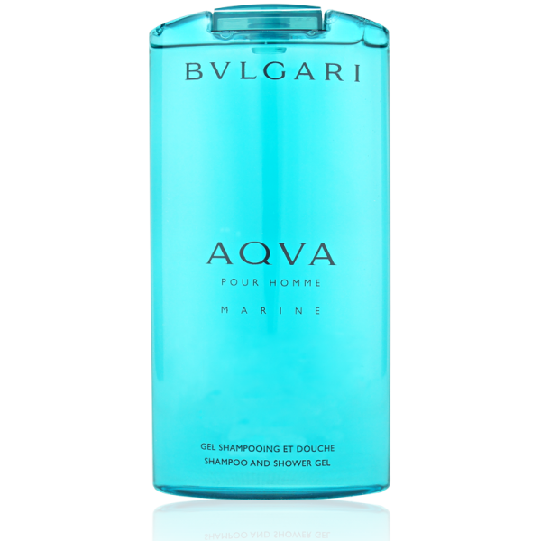 Bvlgari Bulgari Aqva Aqua Marine Shampoo & Shower Gel 200ml