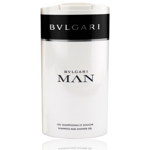 Bvlgari Bulgari Man Shampoo & Shower Gel 200ml