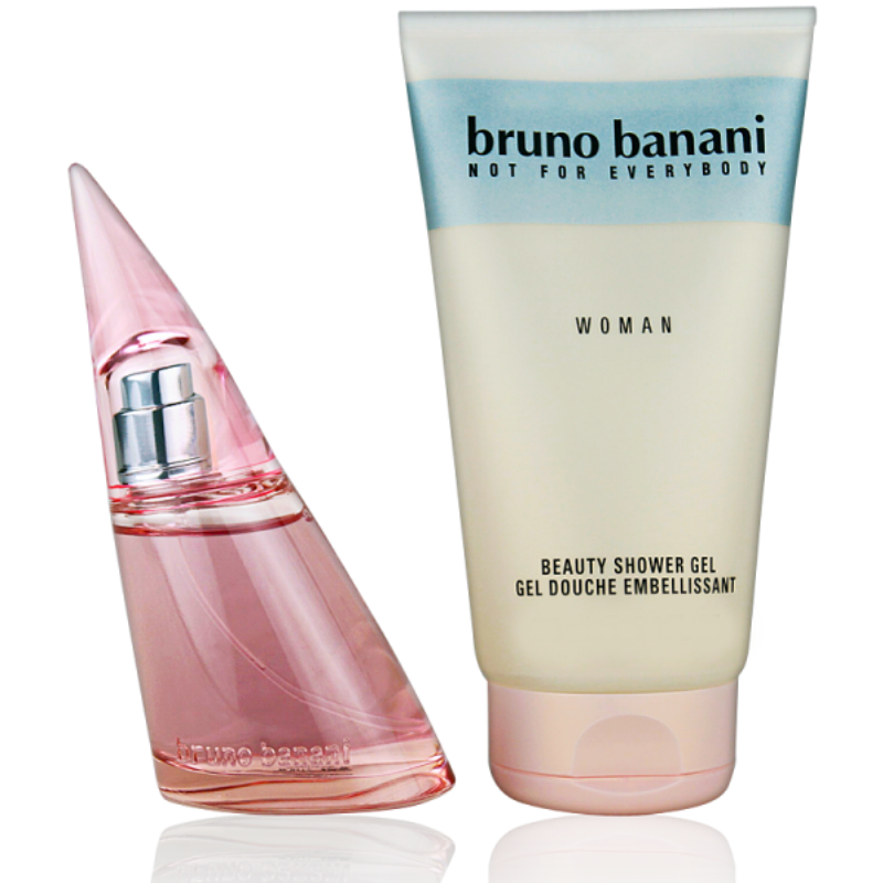 Bruno Banani Woman Eau de Toilette 20ml + Shower Gel 50ml - Parfüm für Dich