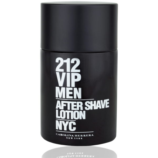 Carolina Herrera 212 VIP for Men After Shave Lotion 100ml