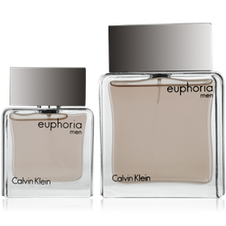 Calvin Klein Euphoria Men Eau de Toilette 100ml + Eau de Toilette 30ml