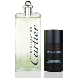 Cartier Declaration Eau de Toilette 100ml + Deo Stick 75ml