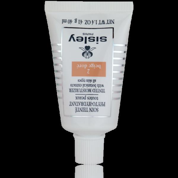 Sisley Soin Teinte Phyto Hydratant Getönte Tagescreme 02 Beige Doré 40ml