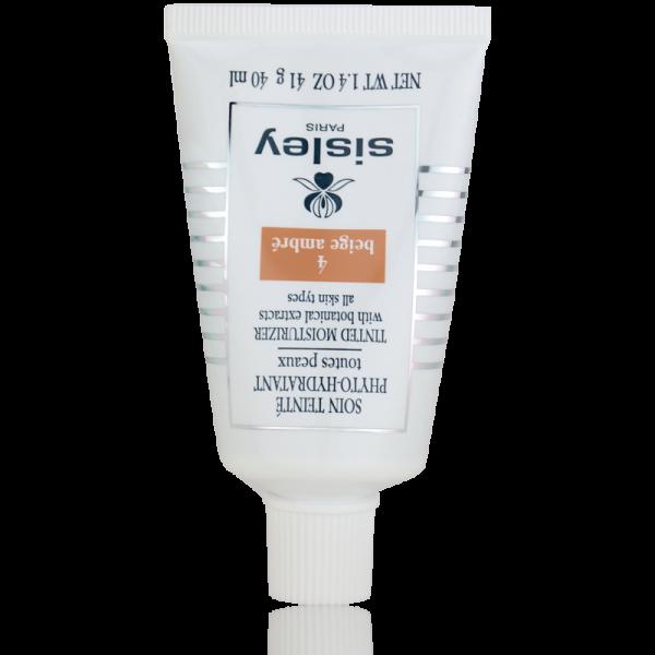 Sisley Soin Teinte Phyto Hydratant Getönte Tagescreme 04 Beige Ambré 40ml