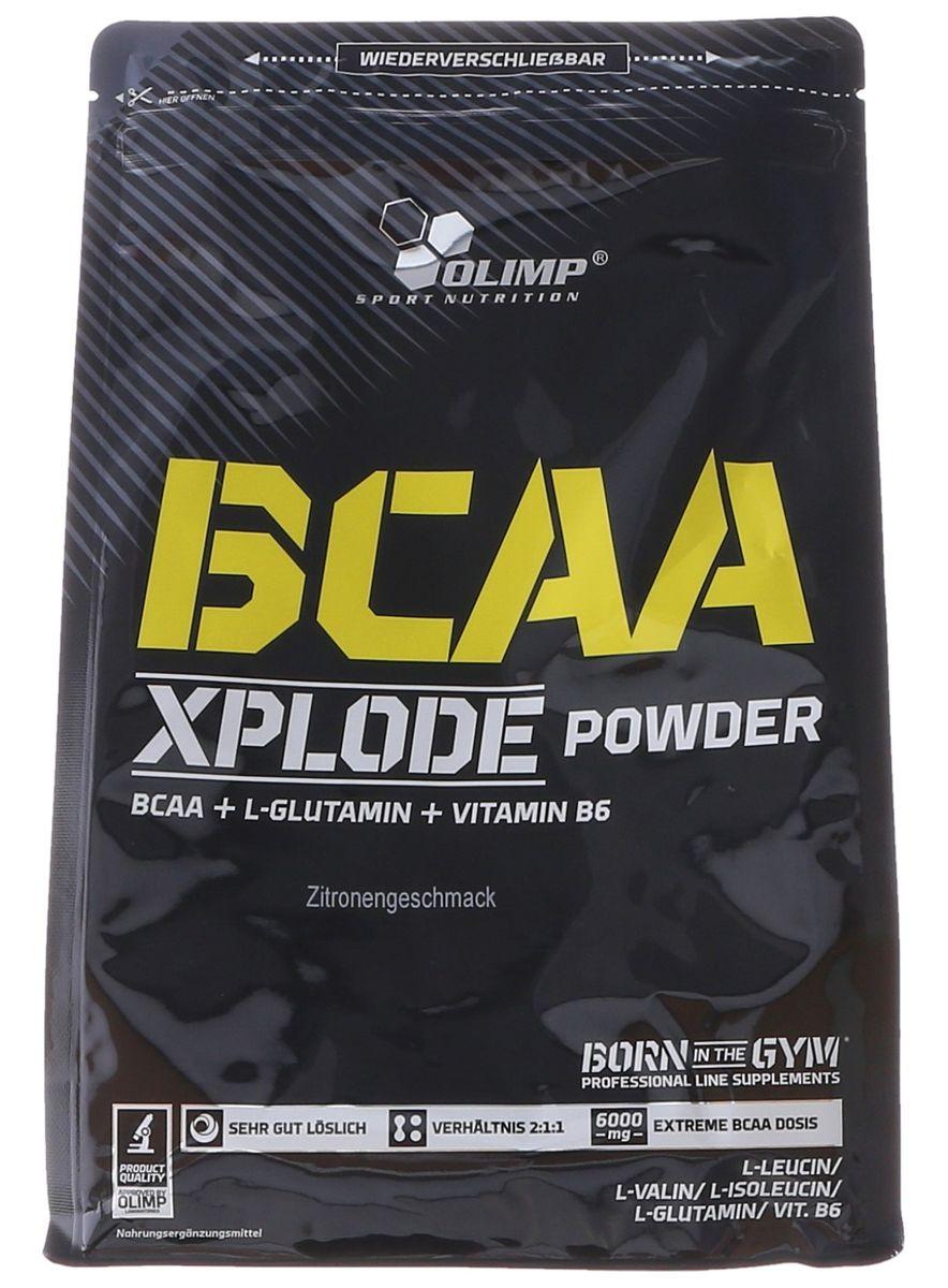 Olimp BCAA Xplode Powder - 1000g Beutel