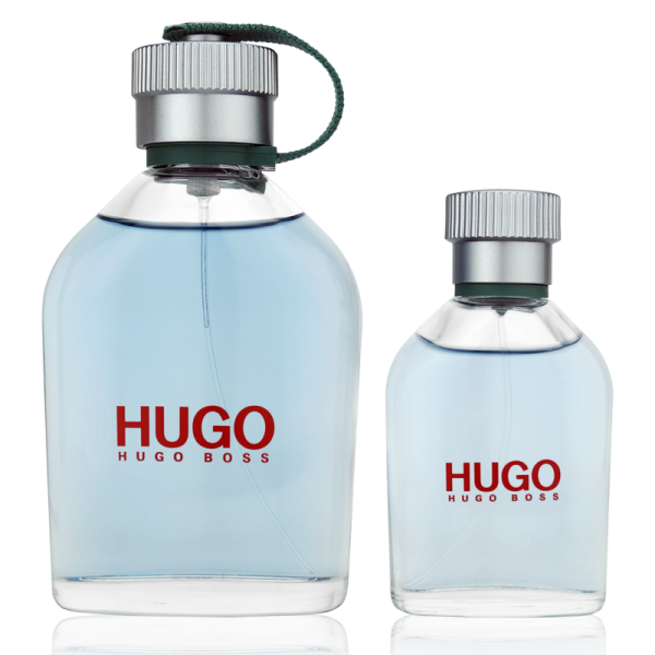 Hugo Boss Hugo Eau de Toilette 125ml + Eau de Toilette 40ml im Set