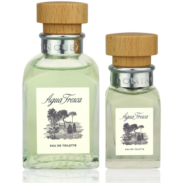 Adolfo Dominguez Agua Fresca Eau de Toilette 120ml + Eau de Toilette 30ml