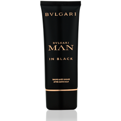 Bvlgari Bulgari Man In Black After Shave Balm 100ml