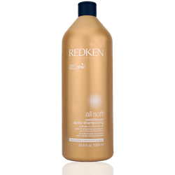 Redken All Soft Conditioner Dry & Brittle Hair 1000ml