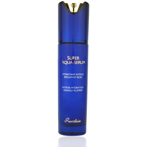 Guerlain Super Aqua Serum Intense Hydration Wrinkle Plumper Serum 30ml