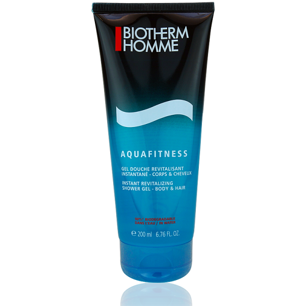 Biotherm Homme Aquafitness Shower Gel 200ml