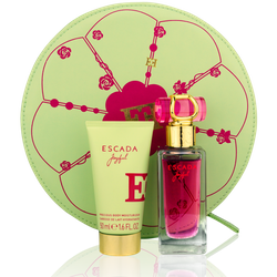 Escada Joyful Eau de Parfum 75ml + Body Lotion 50ml + Beauty Case