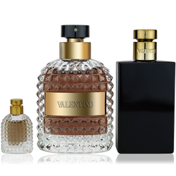 Valentino Uomo Eau de Toilette 100ml + After Shave Balm 100ml + Miniature