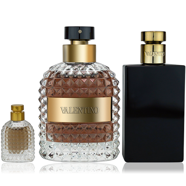 Valentino Uomo Eau de Toilette 100ml + After Shave Balm 100ml + Miniature 4ml