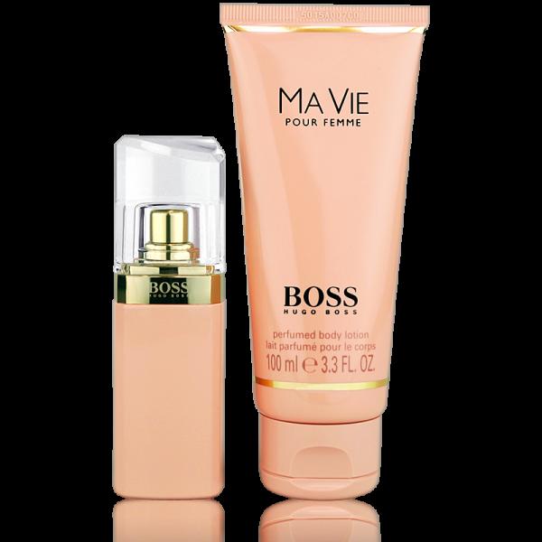Hugo Boss Ma Vie Pour Femme Eau de Parfum 30ml + Body Lotion 100ml